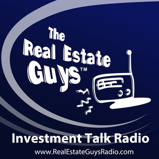 The Real Estate Guys logo