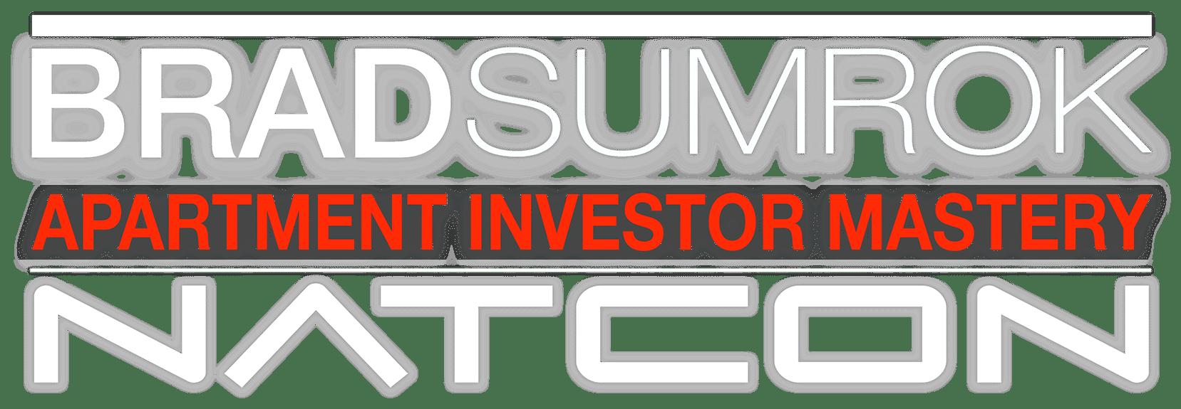 Brad Sumrok Apartment Investor Mastery AIMNATCON 2020 in Dallas, Texas
